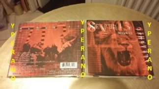 SEVEN 13: Unleashed CD bewitching blend of progressive, Hard rock, goth and rock. CHECK audio