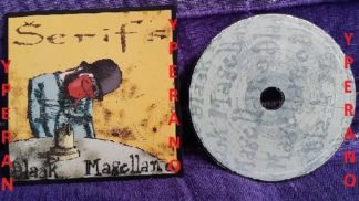 SERIFS: Black Magellano CD folk-dark between Nick Cave and Bregovic. Folk / Goth / Pshychedelic