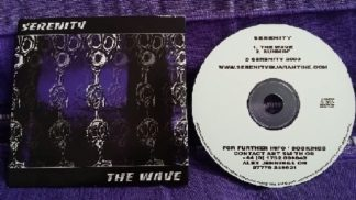 SERENITY: The Wave CD punk, funk, grunge, Metal