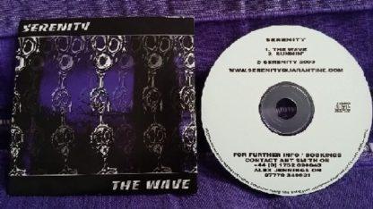 SERENITY: The Wave CD punk, funk, grunge, Metal