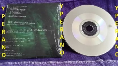 SOLEKAHN: Suffering Winds CD. ULTRA RARE 2002 EP LIMITED to 350 copies. Death metal