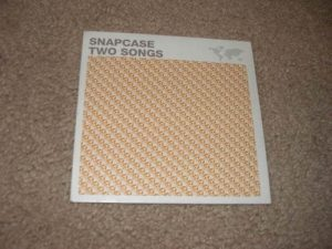 SNAPCASE: Two songs CD PROMO. Metalcore. Check video. £0 Free for orders of +£20