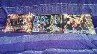 SKW: Connection CD Digipak. Modern Thrash Metal / Pantera