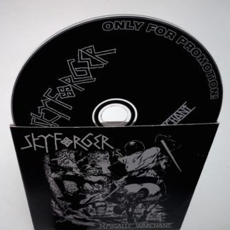 SKYFORGER: Semigalls Warchant CD PROMO + Press release. Latvian Black Folk Metal. check audio sample