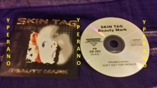 SKIN TAG: Beauty Mark CD PROMO Frontiers Records. Melodic Hard Rock / A.O.R. Famous musicians