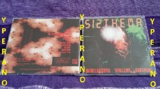 SISTHEMA: Bioelectric Violent Sisthem CD. shouty, Hardcore / Extreme Metal intensity a la Raging Speedhorn. Check samples