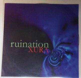RUINATION: Xura CD Promo. Goth Metal a la Paradise Lost. The Sisters of Mercy cover version. Check audio.