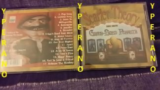 SCARLET THEORY: Circus Sized Peanuts CD ultra rare. Check samples. A la Led Zeppelin, R.E.M., The Pixies, David Bowie