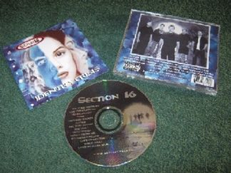 SECTION 16: Identity Crisis CD For fans of Psyco Drama, Kings X, Seven Dust, Tool. CHECK VIDEO.