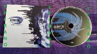 RE:AKTOR: Zero Order CD PROMO Nuclear Blast. Cyber industrial modern metal. Fear Factory, Machine Head. &video