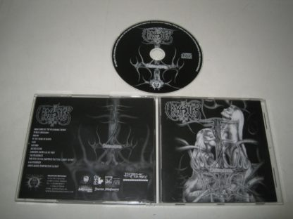CROSSOVER: Debauchery CD (Full-length, 2003) Hellenic thrashy death Black Metal + ROTTING CHRIST cover song