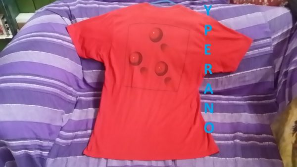 Rush: Hold your Fire T-Shirt. 1987 original vintage directly from the Rush Fan club