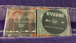 PISSING RAZORS: Where we come from CD. Great Modern Metal. Check samples