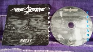 THE STONE (Serbia): Magla CD. Excellent Black Metal. Check samples.