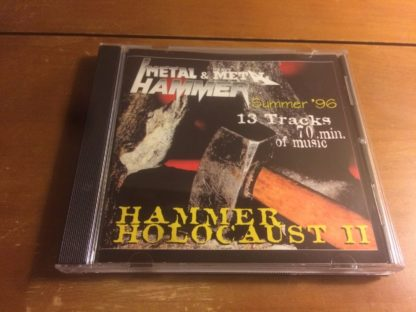 HAMMER HOLOCAUST II Compilation CD. Check exclusive Septic Flesh song sample HIGHLY RECOMMENDED