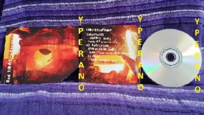 STAINLESS STEEL: Red Heat Within CD. Proper classic Heavy Metal. Bargain Price. Check samples