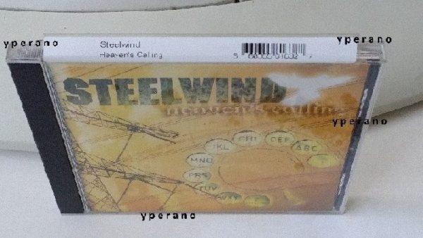 STEELWIND: Heavens Calling CD RARE Christian A.O.R. Styx, Toto, Kansas, Boston, Journey. Check samples