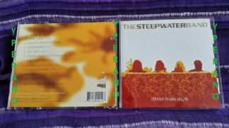 THE STEEPWATER BAND: Dharmakaya CD. The Black Crowes, Bad Company, Humble Pie, Allman Brothers, Free. Check samples