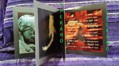 STEREOSKOP: Malevich CD. AMAZING Electro-dark goth rock. Check videos