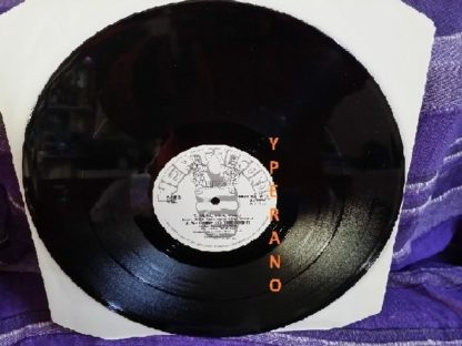 "STATETROOPER: 3 track 12"" E.P Garry Barden MSG singer. NWOBHM all star line up [Check audio]N.W.O.B.H.M"