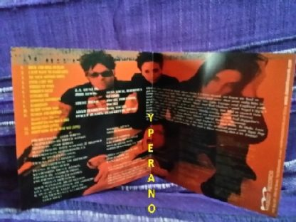 L.A. GUNS: Rips The Covers Off CD PROMO. SIGNED, AUTOGRAPHED. All cover songs album