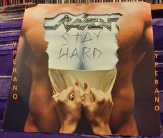 RAVEN: Stay Hard LP. Top N.W.O.B.H.M Highly recommended. Check killer VIDEO