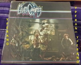 QUARTZ: Live Quartz LP. live Birmingham. Underrated NWOBHM gem 1980. Check videos