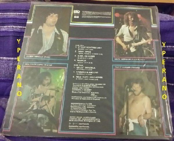 QUARTZ: Live Quartz LP. live Birmingham. Underrated NWOBHM gem 1980. Check videos