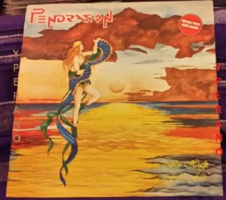 "PENDRAGON: Fly High, Fall Far 12"" E.P Prog. Mint condition. 2 songs not available elsewhere. Check live video"