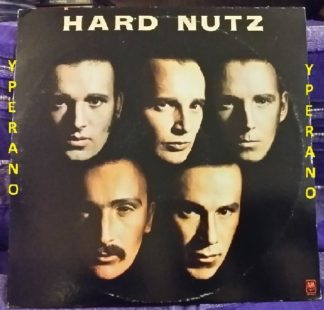 NUTZ: Hard Nutz LP. Nutz became the band Rage in the early 80s. Very Underrated Group. Deserved to be huge!