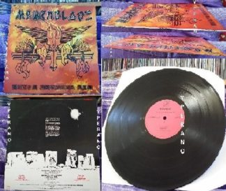 MOURNBLADE: Time´s Runnin MLP´85, NWOBHM (includes a part-time member of Hawkwind). Check videos HIGHLY RECOMMENDED