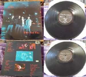 "The NEATS: Blues End Blue LP. Very intense Metal ""punk Blues"" from Boston. The MC5, The Stooges, The Who. Check 3 samples."