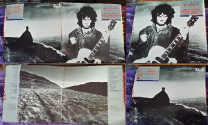 GARY MOORE: Wild Frontier 2 X LP. Double LP LIMITED EDITION UK 1987. Mint condition, + 6 extra songs. DIXG56.