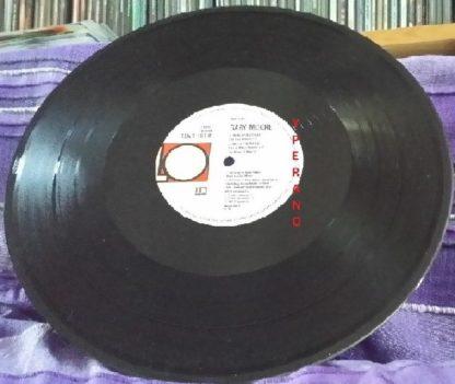 "GARY MOORE: Wild Frontier 12"" + great live exclusieve recordings Milton Keynes, Hammersmith. Check video"