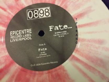 "0898: Fate 7"" unbelievable SPICE GIRLS ""Wannabe"" cover! ULTRA RARE splattered vinyl"