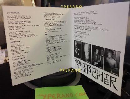 "BATHTUB SHITTER: Fertilizer 7"" ep Japanese sludge grindcore, 7 tracks USA. Check exclusive audio!"