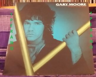 "Gary MOORE: Friday on my Mind 12"" UK. Check video. Killer cover + live"