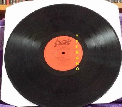 ALASKA: Heart Of The Storm LP. Rare Bernett Records version. Ex Whitesnake guitarist.