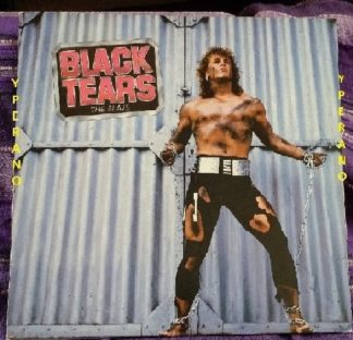 BLACK TEARS: The Slave LP 1985. Accept, Tygers of Pan Tang old school Heavy Metal. Check audio. Bonfire bassist.