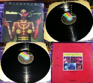 COLOSSEUM II: Electric Savage LP 1977 with Don Airey, Gary Moore etc.. Jazz-Rock, Prog Rock. Check samples