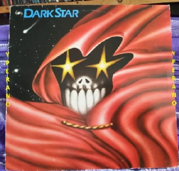 "DARK STAR: Dark Star LP Mega N.W.O.B.H.M. classic incl. ""Lady Of Mars"". Check samples!"