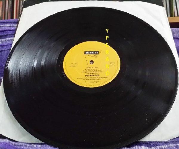 DEDRINGER: Direct line LP. N.W.O.B.H.M plus Quo, AC/DC, Skynyrd.