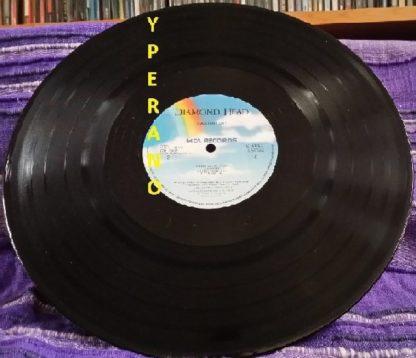 DIAMOND HEAD: Canterbury LP (incl. Inner). Totally classic. Check video + audio samples