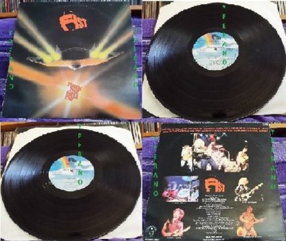 FIST: Turn the Hell on LP. NWOBHM perfection. Check samples