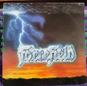 FORCEFIELD: Focefield LP. Cozy Powell, Neil Murray, etc. Kings, Cream, Led Zeppelin, Deep Purple cover songs