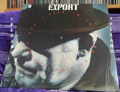 EXPORT: Living In The Fear Of The Private Eye LP 1986. Mega Pomp AOR, underground classic. Ex Gillan, Heartland. Check audio