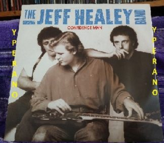 "The JEFF HEALEY BAND: Confidence Man 12"". Underrated Blues guitarist. Check videos"