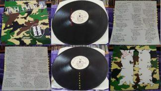 HELLANBACH: The Big H LP 1984 N.W.O.B.H.M. with inner sleeve Neat records.