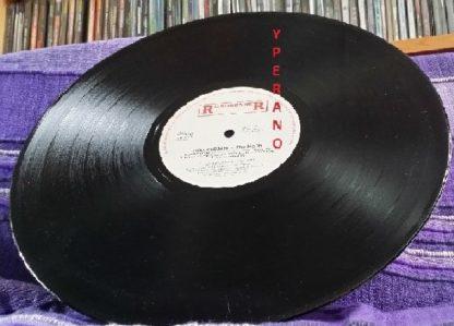 HELLANBACH: The Big H LP 1984 N.W.O.B.H.M. Mint with inner bag sleeve Roadrunner records.