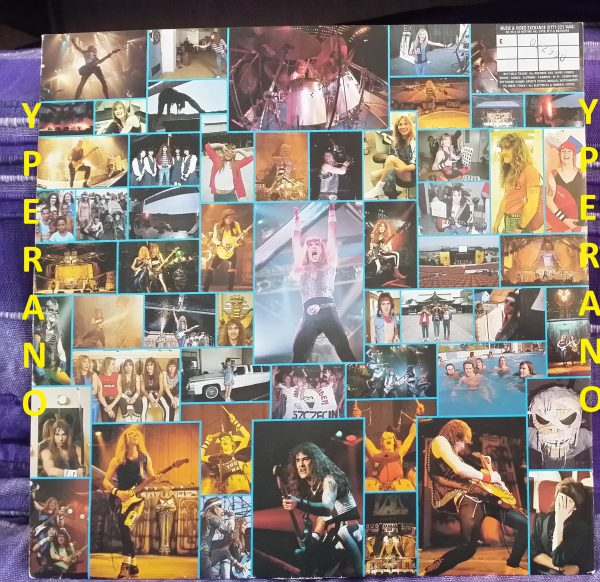 IRON MAIDEN: Live After Death 2LP Gatefold UK 1986 RIP 1. Check the Full Album!